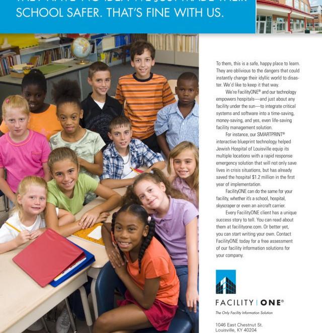 Facility One - Print Ads - Baach Creative Design Agency