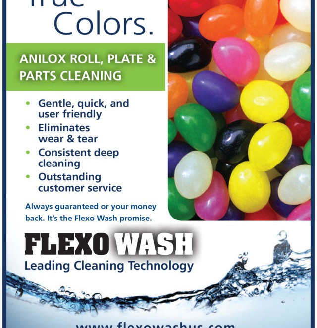 Flexo Wash - Print Ads - Baach Creative Design Agency