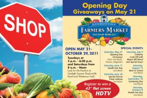 Jeffersontown Farmers Market - Baach Creative Agency