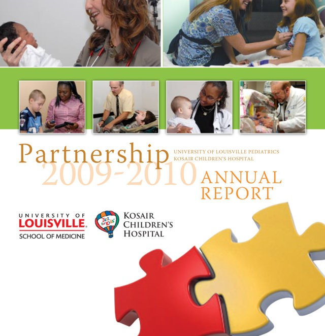 UofL Kosair Children's Hospital - Louisville Creative Design Firm